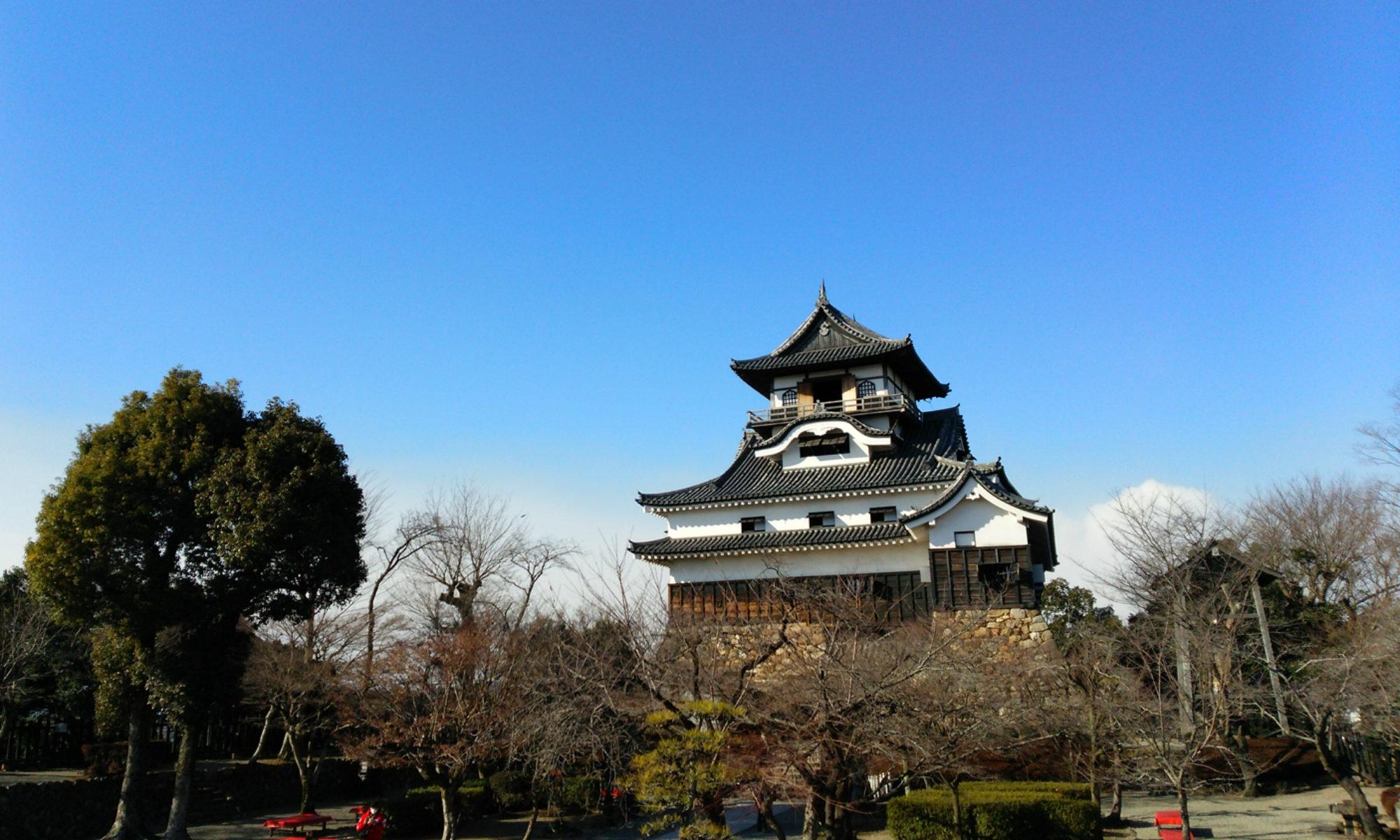 犬山城マイスター!たかまる。の『犬山城のことを知りたい方のための』ウェブサイト